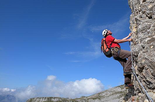 Klettersteigset Verleih Garmisch : Klettern achensee kletterausrüstung mieten verleih